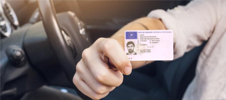 comprar carta de conducao portugal